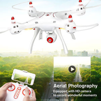 Syma X8SW RC Quadcopter 720P Camera WIFI FPV Drone Helicopter 2.4G 4CH 6 Axis Altitude Hold RTF Remote Control Helicopters