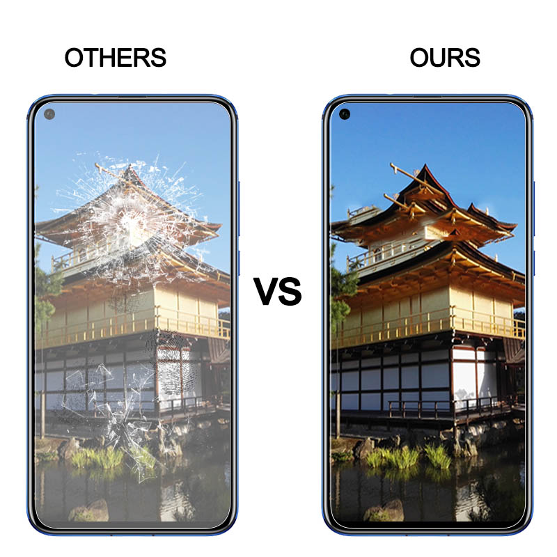 Image 3 - 2.5D Tempered Glass for Huawei Honor V20 View 20 Pro 10 i Screen Protector 9H HD Protective Glass for Honor 10i V 20 Pro Glas-in Phone Screen Protectors from Cellphones & Telecommunications