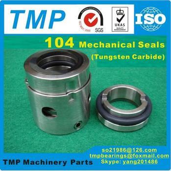 104-75 לא מאוזן מכאני חותמות 104U-75 (חומר: TC/TC/Viton) SK/2SK מים טבעת משאבת ואקום תמיכה