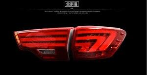 Image 3 - Highlander lanterna traseira, 2015 led 2018 led, rav4, innova, highlander luz traseira; acessórios do carro, highlander luz de nevoeiro