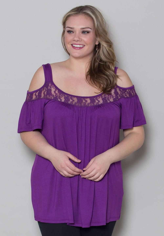 HTB1SJGPKFXXXXbDXVXXxh4dFXXXT - Off Shoulder Summer Tops Short Sleeve Lace Patchwork Loose