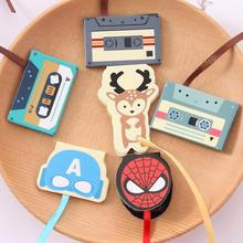 1 Pcs Cute Kawaii Cartoon Animals Paper Magnetic Accessories Bookmark Clips School Office Supplies Stationery FOR NOTEBOOK 01442