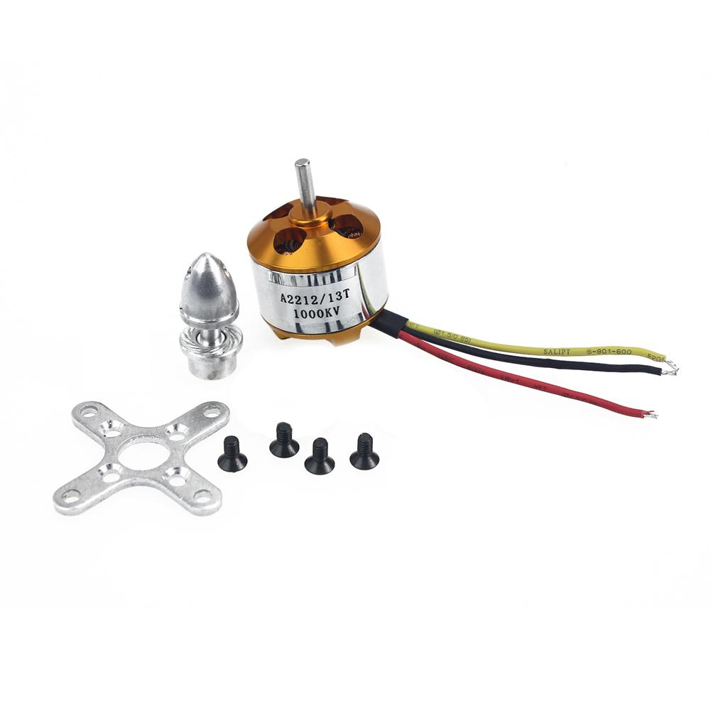 f02015 a2212 1000kv 13t high quality brushless outrunner motor w   mount for diy rc multirotor