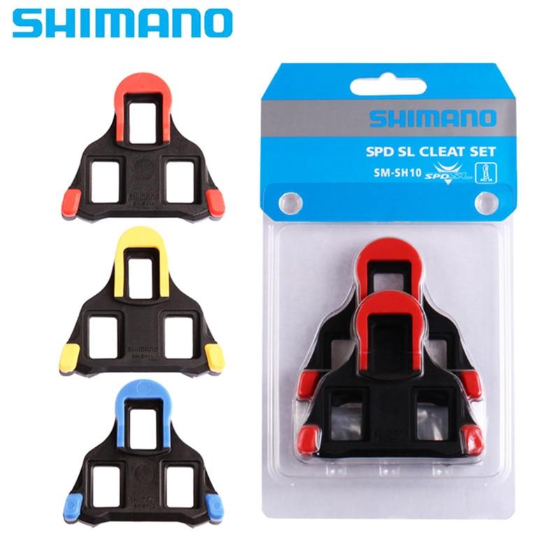 Shimano SH11 SPD SL Cleats SH10 SH11 SH12 Bicycle Road Pedal Cleats Bike Dura