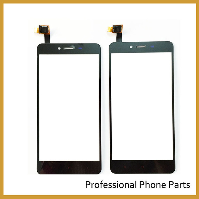 "5.5"" Touch Screen For Xiaomi Redmi Note 2 Touch Panel Front Glass Sensor Digitizer Mobile Phone Parts"