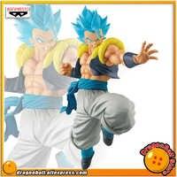 """Dragon Ball SUPER: Broly"" Original Banpresto ULTIMATE SOLDIERS THE MOVIE IV Collection Figure - Super Saiyan God SS Gogeta"