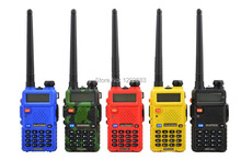 2016 Hot Baofeng UV-5R Dual band two way radio the original walkie talkie VHF& UHF baofeng UV 5R Radio 5W 128CH