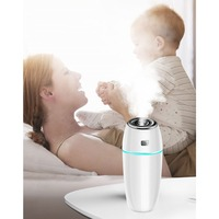 Ultrasonic Air Humidifier Essential Oil Diffuser Electric Aromatherapy USB Humidifier Car Aroma Diffuser
