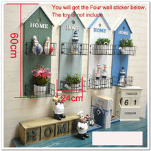 High Qulaity 4pcs Fashion Home Decor wall Decor accessories wall decoration TV ROOM bedroom sofa background wall soft big size