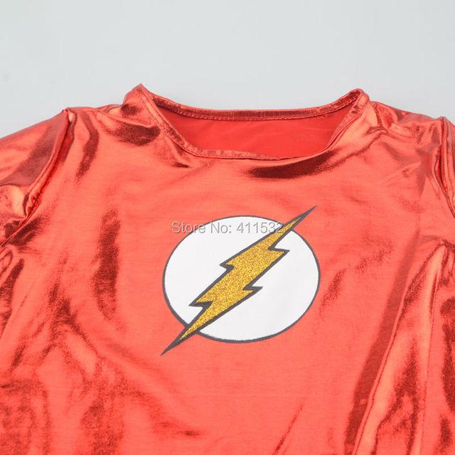 The Flash Superhero Cosplay Costume