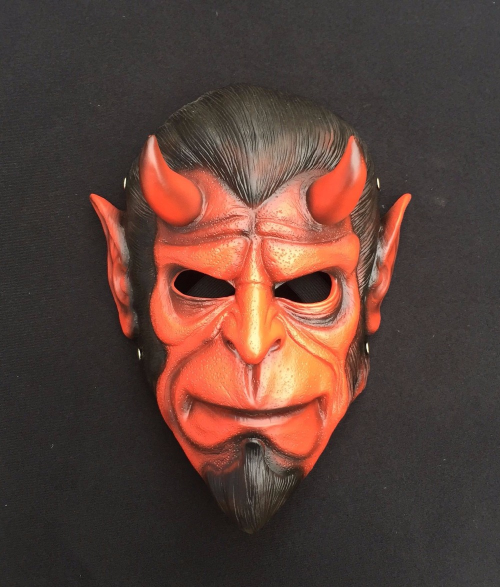 Compare Prices on Hellboy Mask- Online Shopping/Buy Low Price ...