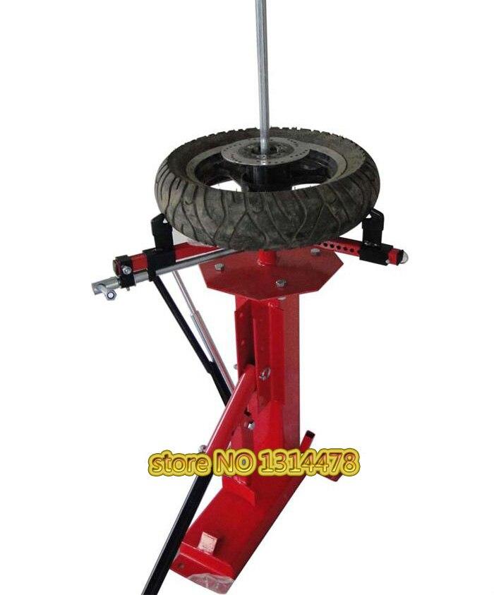 Changeur de pneus manuel multifonctionnel bon marché pour voiture et motos - 3