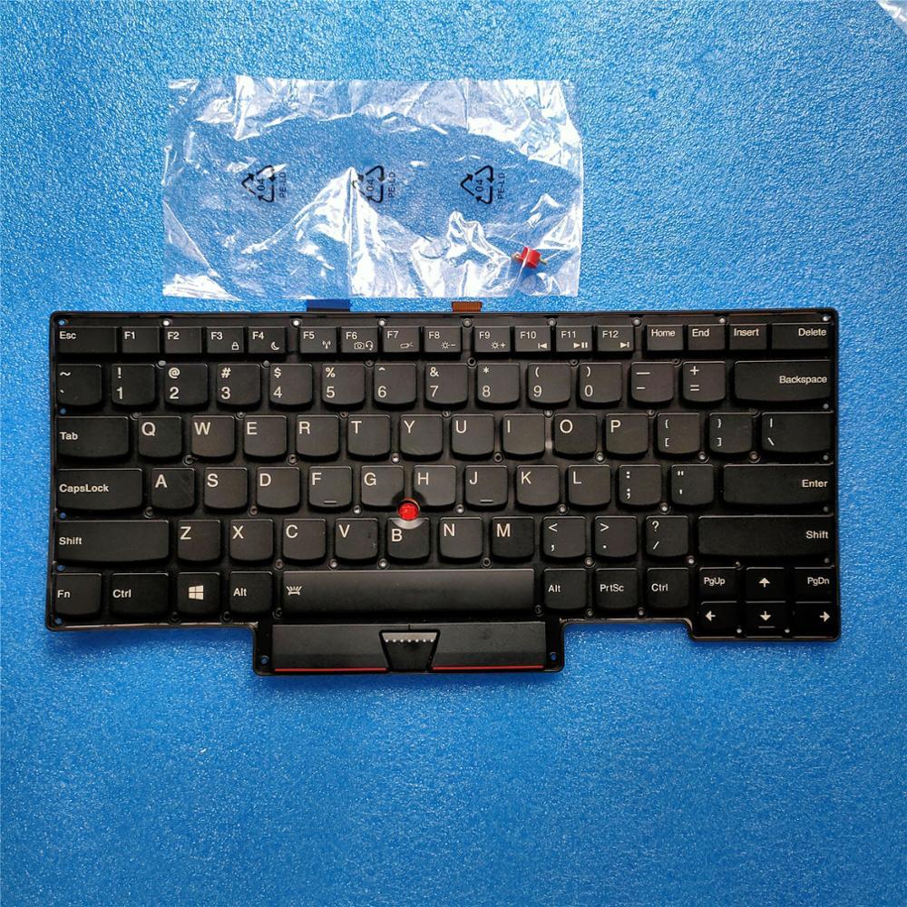 Nouveau Original pour LenovoThinkPad X1 carbone Gen 1 clavier rétro-éclairé pour ordinateur portable 04Y2953 04Y0786