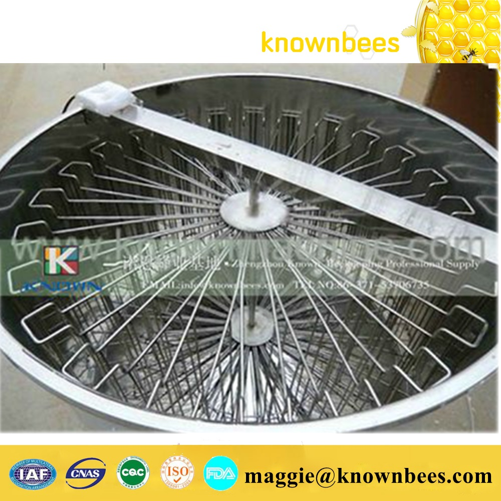 stainless steel automatic 20 frames honey extractor for beekeeping