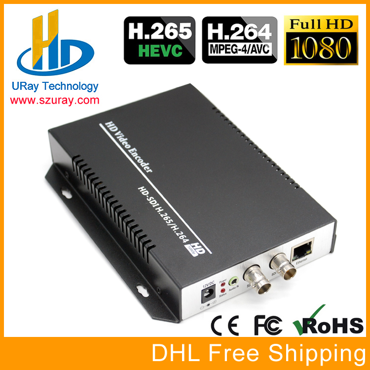 HEVC H.265 H.264 3G HD SD SDI To IP Video Streaming Encoder H265 To Wowza, Xtream Codes IPTV Media Server, Live Stream Broadcast office live communications server