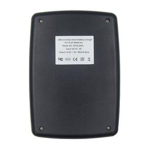 Image 5 - 2020 nuevo cargador de batería con indicador LED de carga rápida para 1,6 V AA AAA AAAA C D SC baterías NI ZN cargador EU/US Plug