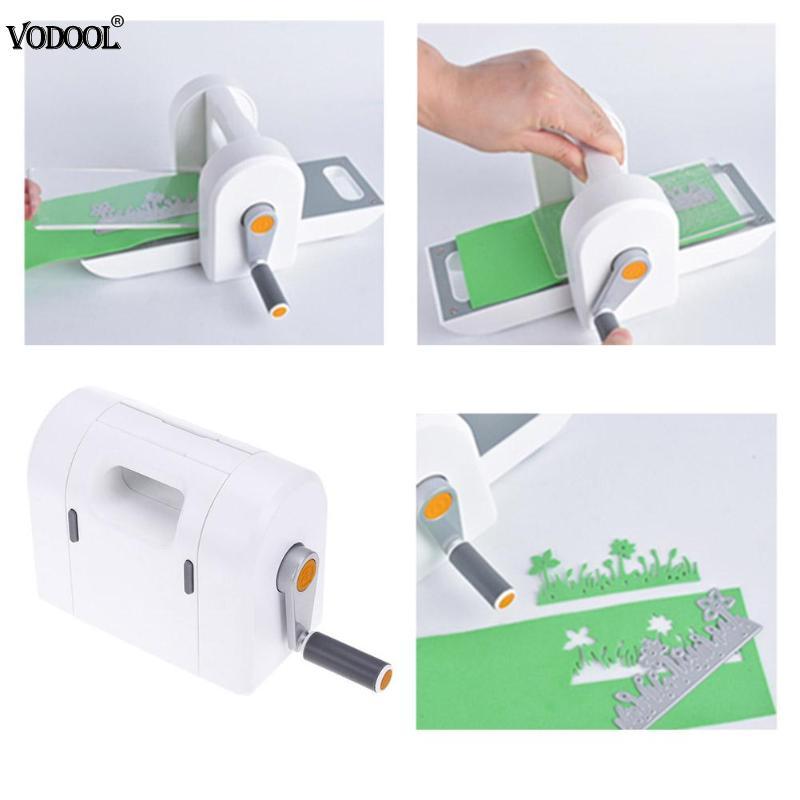 DIY Die Cutting Embossing Machine Scrapbooking Cutter Piece Hole Punch Die Cut Paper Die Cut Machine
