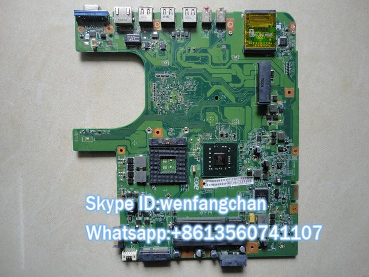 Laptop integrated motherboard MBATR01001  MB.ATR01.001  for 5735   48.4K801.011