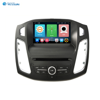 Yessun For Ford For Focus 2011~2015 Android Car Navigation GPS HD Touch Screen Multimedia Stereo Player Audio Video Radio.