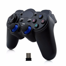 2.4G Wireless android BOX Gamepads PC Computer Smart TV Game Controller Joystick Joypads No Interfaerence(China)