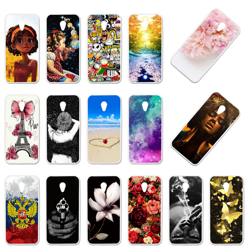 Case For Alcatel U5 3G 4047 4047D 4047Y Soft TPU Silicone Cover For Alcatel U5 3G 4047 4047D 4047Y 5.0 inch Phone Cases Bumper-in Fitted Cases from Cellphones & Telecommunications