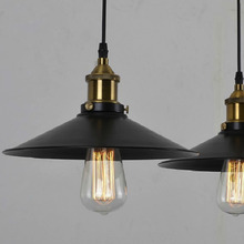Free Shipping High Quality Indoor Metal Pendant Lamp Loft Northern Europe American Vintage Retro Country Pendant Light