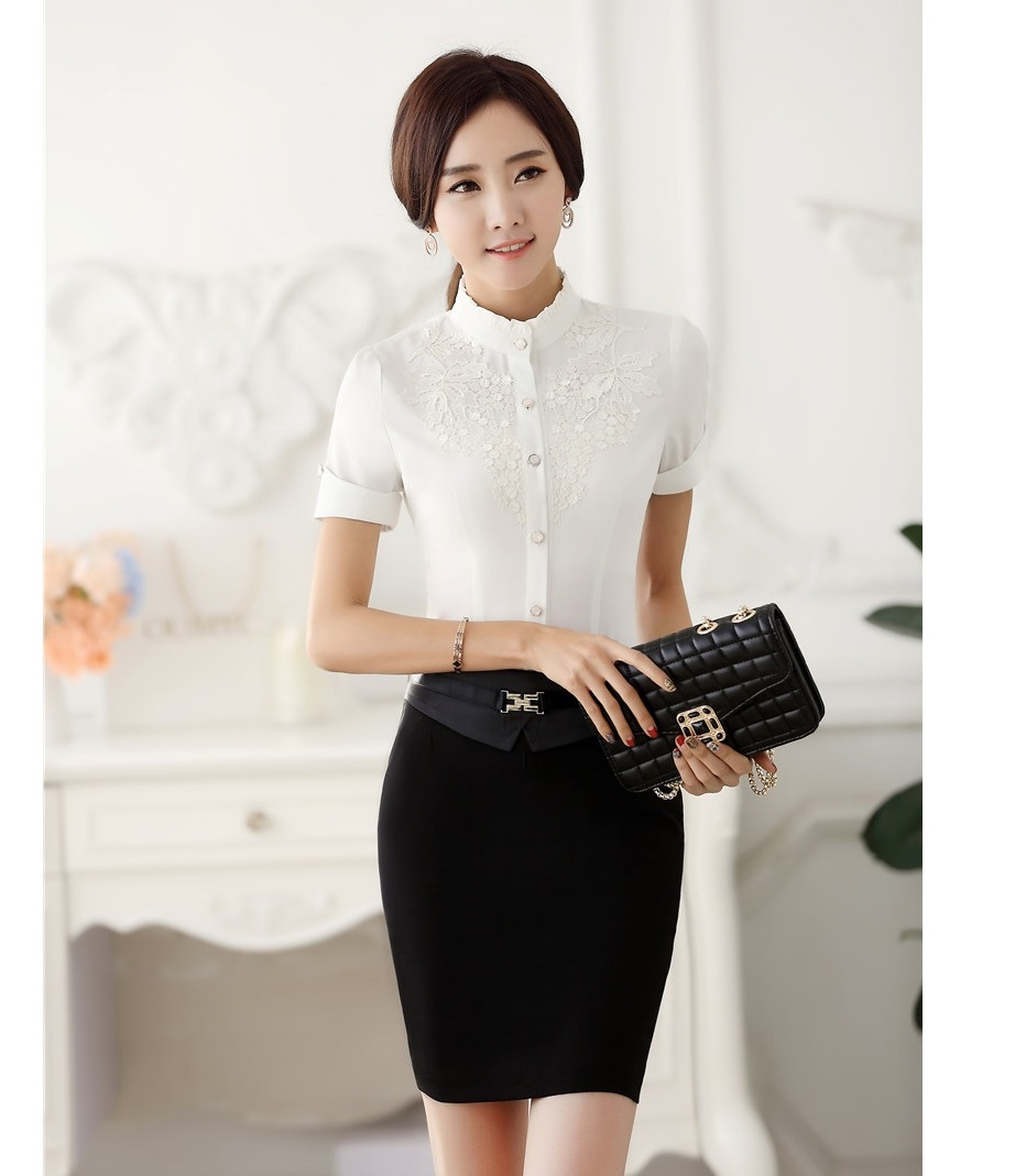Compare Prices on Womens White Skirt Suit- Online Shopping/Buy Low ...