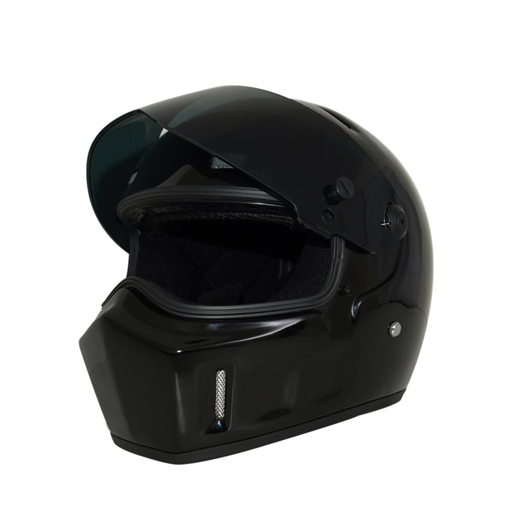 Herobiker Motorcycle Helmet Road Moto Full Face Helmet Street Racing Motorbike Riding Helmet with Dual Visor Sun Shield ATV1