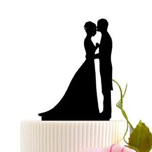Image 4 - Acryl Bruidstaart Topper Bruid Bruidegom Mr Mrs Acryl Cake Topper Zoete Bruiloft Decoratie Mariage Feestartikelen Volwassen Gunsten