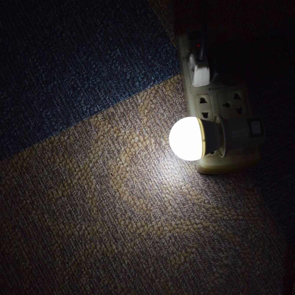 Adaptador de enchufe de luz Led para debajo de gabinete tipo UE E27 soporte de lámpara de enchufe a bombilla para armario ropero cocina luz de noche Led