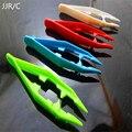 JJR/C 10 шт. забавные прочные детские инструменты, пинцеты, Детские ремесла для перлера, новый дизайн