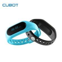 Cubot V1 Pantalla Táctil A Prueba de agua Banda Inteligente Pulsera Bluetooth 4.0 Monitor de Sueño Pulsera para Teléfonos Andriod