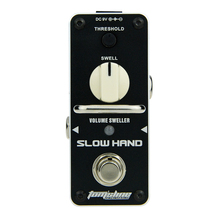 AROMA Tom'sline ASH-3 SLOW Hand Volume Swell Effect Mini Digital Electric Guitar Effect Pedal Ture Bypass