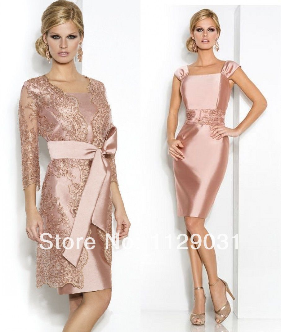 Elegant cocktail dresses for wedding guests fashion for Dress and jacket outfits for weddings