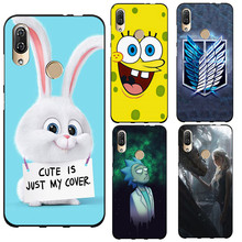 Soft Painted Case For Wiko View 2 Pro Case For Wiko View2 Pro Cases Silicone Back Cover Fu