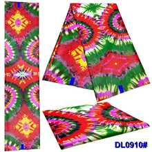 New Recommended National Wind Wax Dyeing Fabric Polyester Color Printing DY 6yadrs