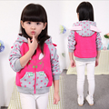 Kids clothes girls clothe hoodies sweatshirt baby Cartoon bunny elsa anime gaps Plus thick velvet children clothing