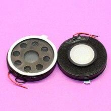 YuXi круглый громкий динамик звонка зуммер микрофон запасные части для сотового телефона. 26 мм
