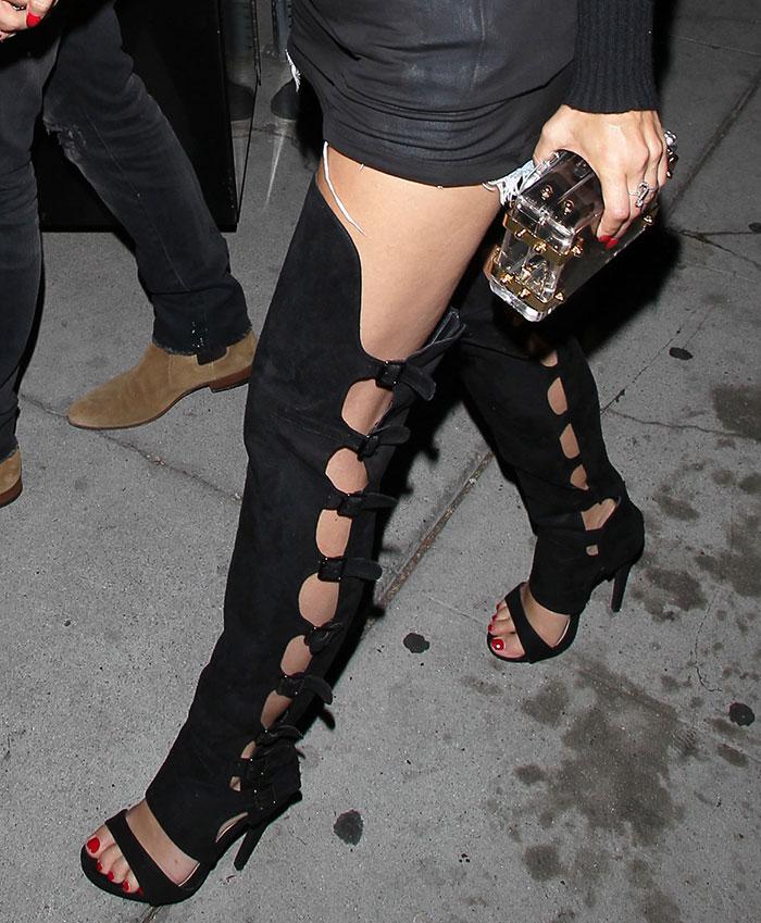 Booties Designer High Heels Shoes