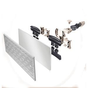 Image 5 - BWOHOPS FLAT Mop ชั้นทำความสะอาด Mop สำหรับถังฝุ่น Swob Magic & Easy & ไมโครไฟเบอร์ไม้กวาดหมุน Superfine เส้นใย Swabs