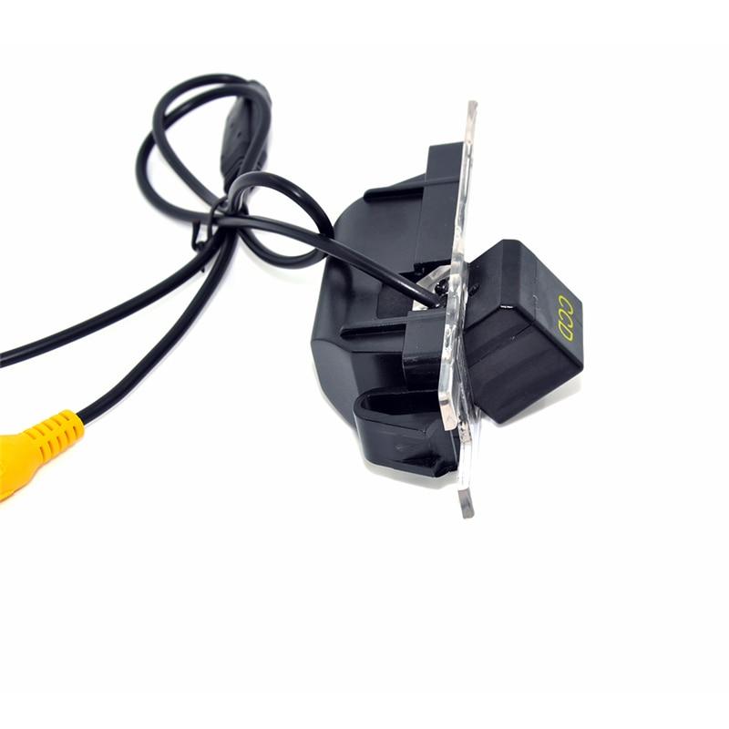 Cámara de visión trasera especial de 4 LED para marcha atrás para - Electrónica del Automóvil - foto 4
