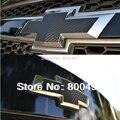 2 х Стикер Винила Волокна Углерода Передняя и Задняя Наклейка для Chevrolet/Holden Cruze Малибу