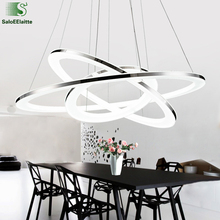 Acrylic Remote Dimmable Pendant