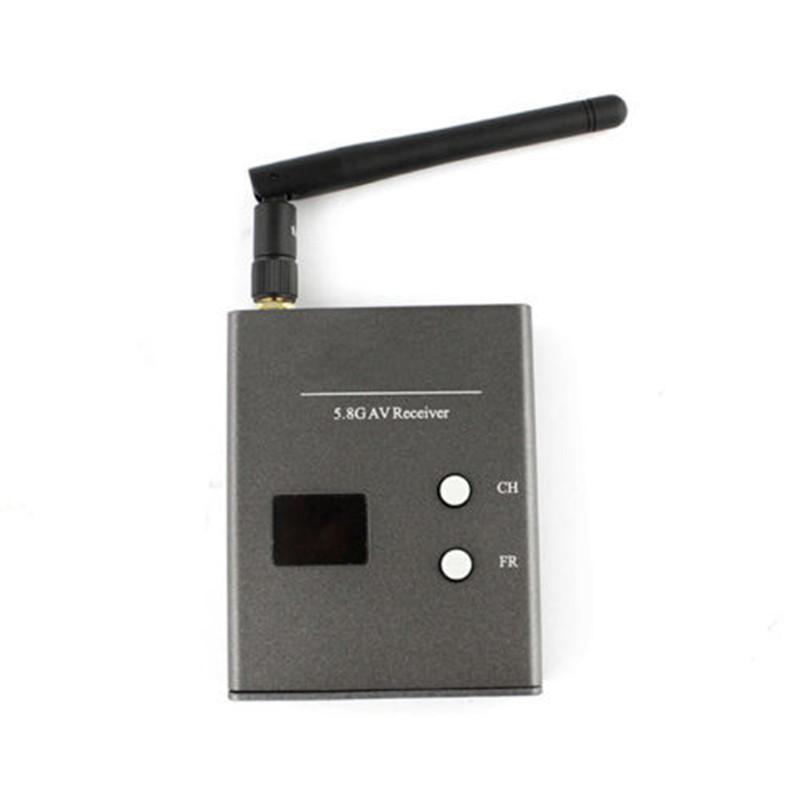 ФОТО FPV 32Ch 5.8G 600mW Wireless AV Mini Transmitter TX TS5828 Receiver RC832