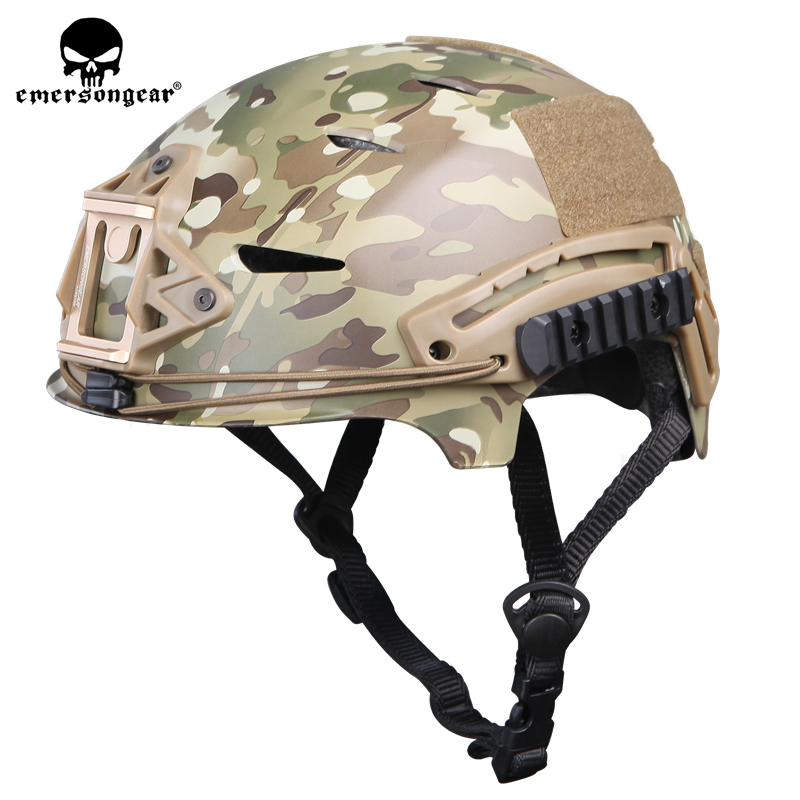 EMERSON EXF BUMP style simple helmet Version Sports softair Tactical Helmets Military Paintball Combat Protectio