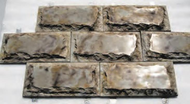 Hard ABS Plastic Concrete MOULD folk Forms PLASTIC MOLDS FOR plastic molds for concrete or plaster