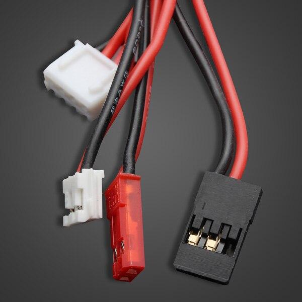 1pcs High Quality ZOP Power 11.1V 2200MAH 8C Lipo Battery For FUTABA - Mainan kawalan radio - Foto 3