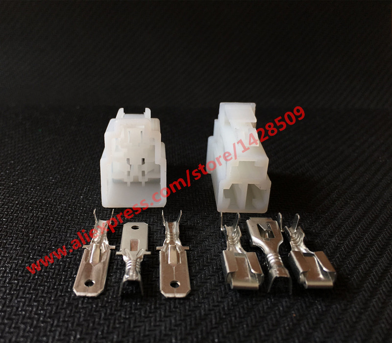 20 Sets Auto Wire Harness Connector Female And Male font b Sumitomo b font 6070 3481 online get cheap sumitomo terminal aliexpress com alibaba group Automotive Electrical Harness Connectors at aneh.co