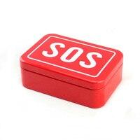 Открытый набор многофункциональных инструментов аварийный мешок поле аварийно-спасательный комплект самопомощи коробка SOS оборудование д...