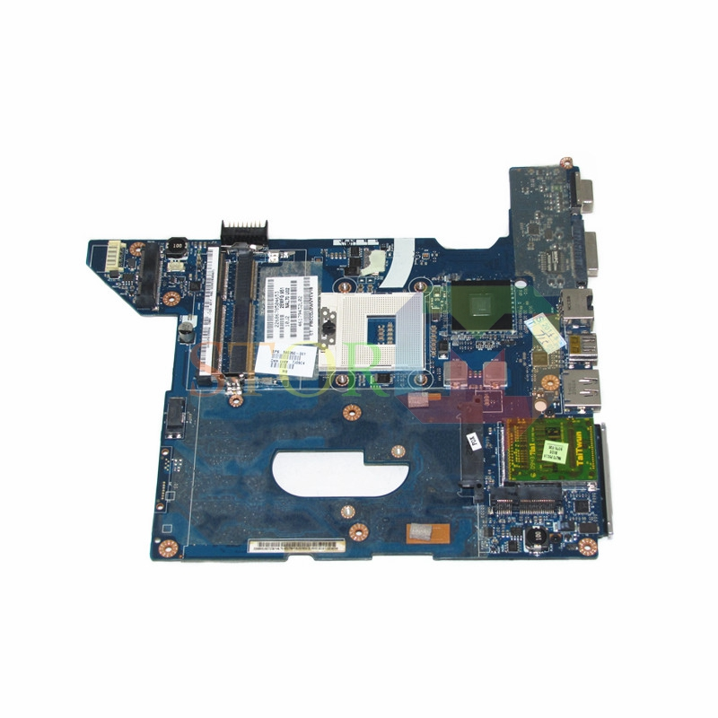 NOKOTION for hp pavilion dv4 dv4-2000 laptop motherboard 590350-001 LA-4106P HM55 DDR3 nokotion 653087 001 laptop motherboard for hp pavilion g6 1000 series core i3 370m hm55 mainboard full tested